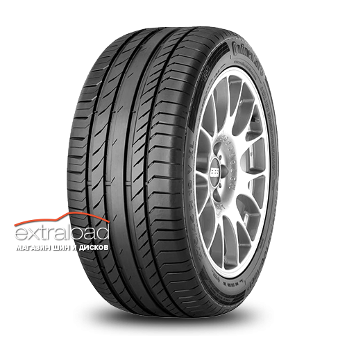 Continental ContiSportContact 5 SUV 235/55 R19 101V
